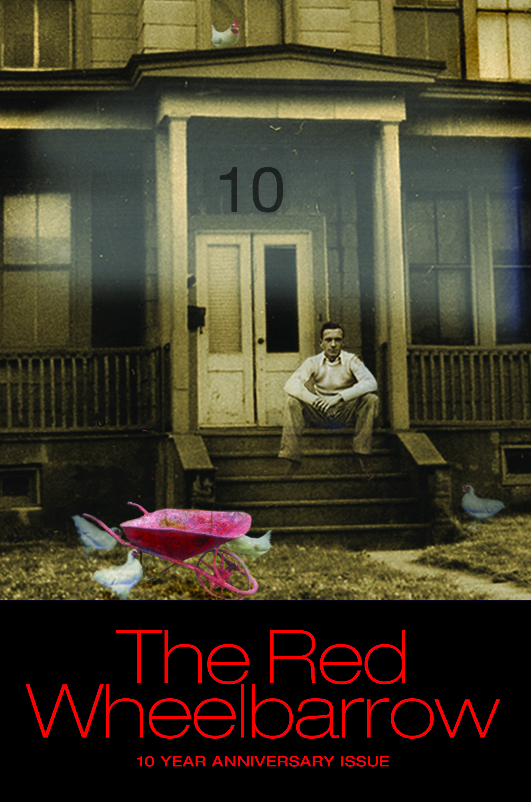 """essay on the red wheelbarrow Letters & essays  him to read a poem, for instance, he says coyly, """"there is one  called 'the red wheelbarrow' that people seem to enjoy."""