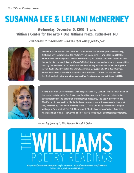 Williams Readings-Susanna-Leilani.indd